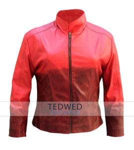 Age Of Ultron Scarlet Witch Avengers Jacket
