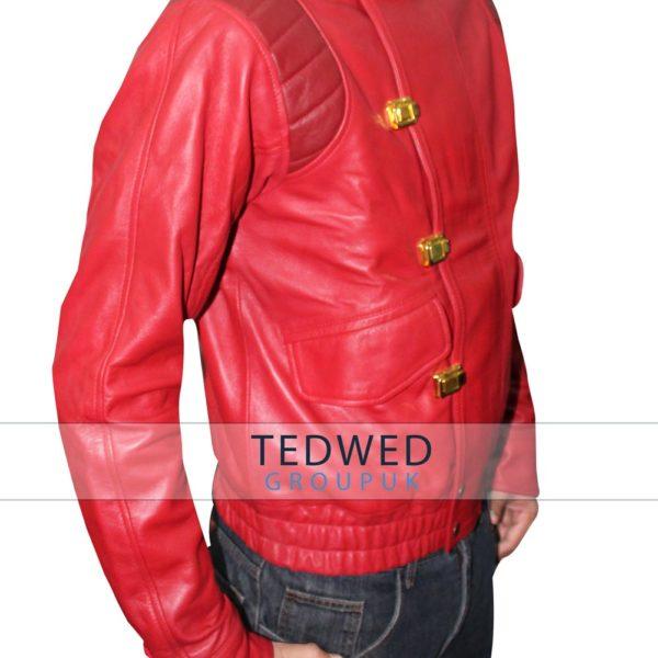 Akira Capsule Jacket Akira Leather Jacket