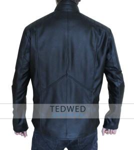Batman Begins Christian Bale Jacket