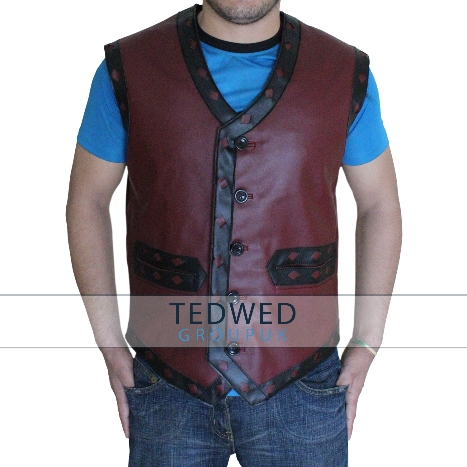 Buy Warriors Vest