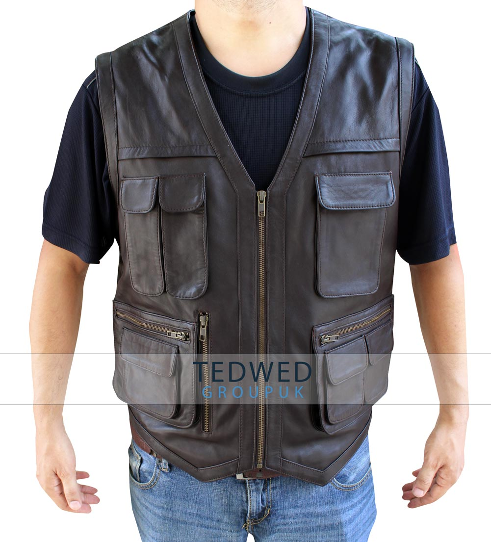 Chris Pratt Jurassic World Vest 2015