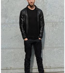 DJ Calvin Harris Leather Jacket