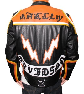 Harley Davidson Biker Leather Jacket For Men