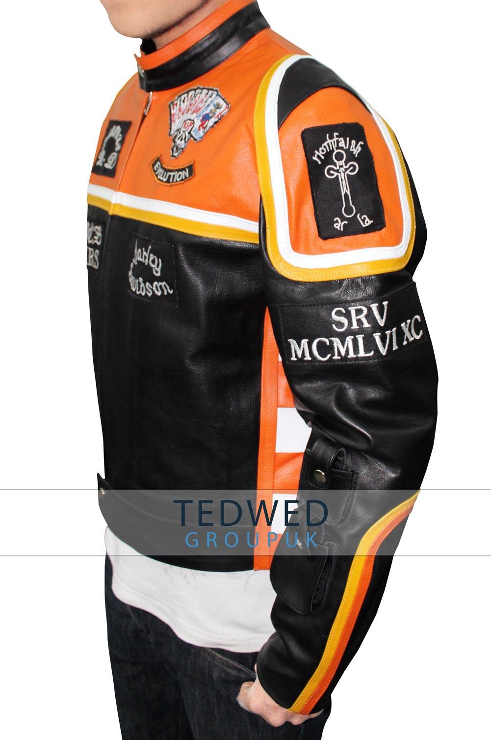 Men's Ride Ready Leather Jacket