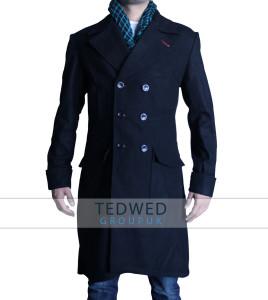 Sherlock Holmes Coat Wool Cape