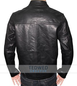 Gregory House M.D Leather Jacket