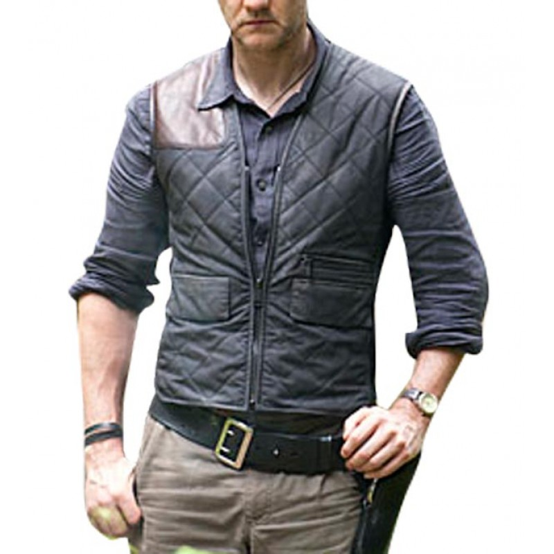 The Governor The Walking Dead Vest