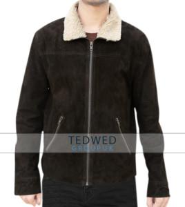 The Walking Dead Rick_Grimes Season 6 Suede Leather Jacket