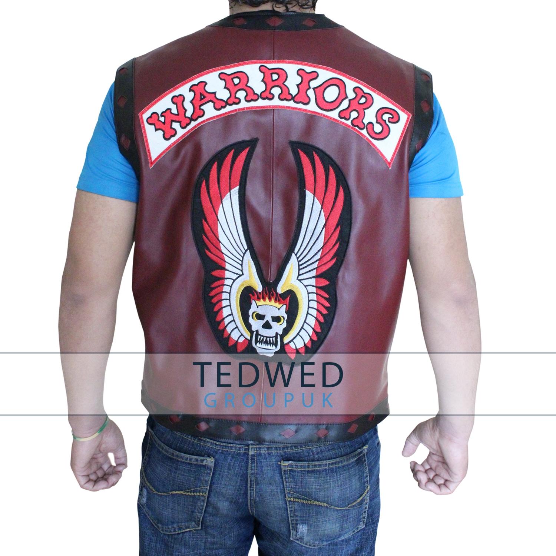 Warriors Vest
