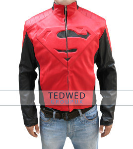 Superman Leathet Jacket