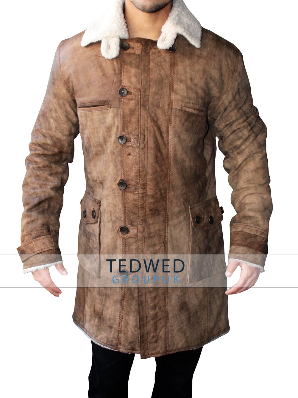 Tom Hardy Bane Coat