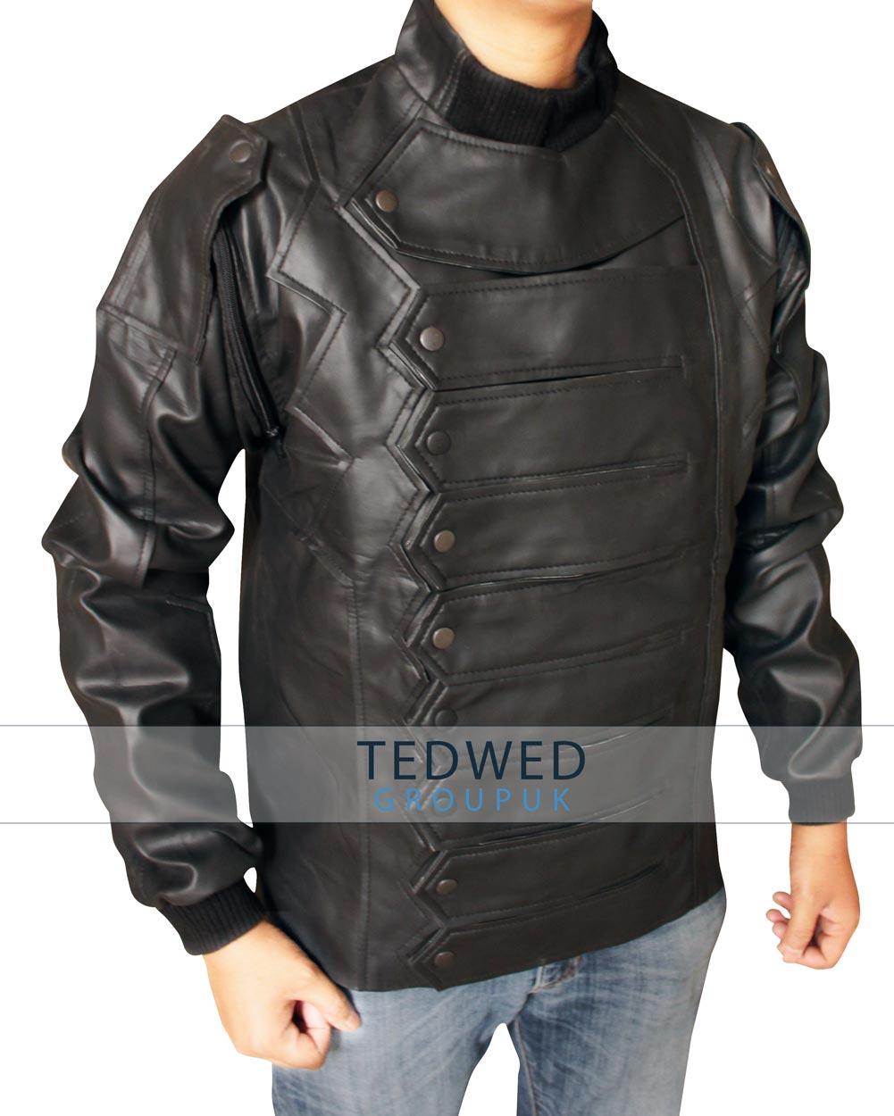 Bucky Barnes Vest Jacket
