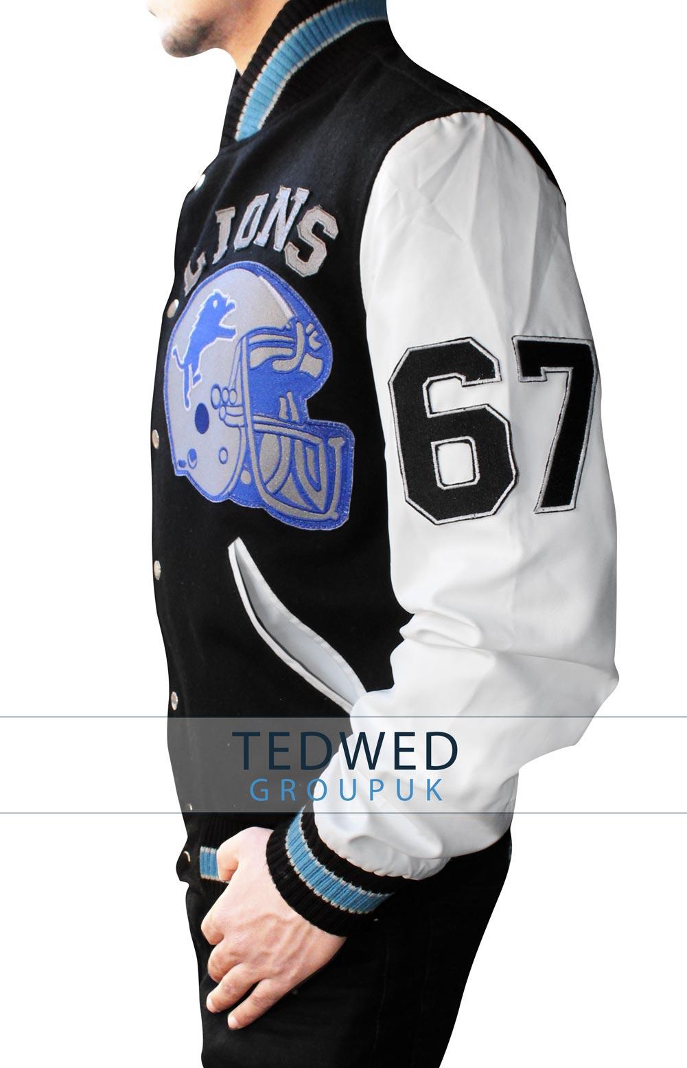 Detroit Lions Jackets