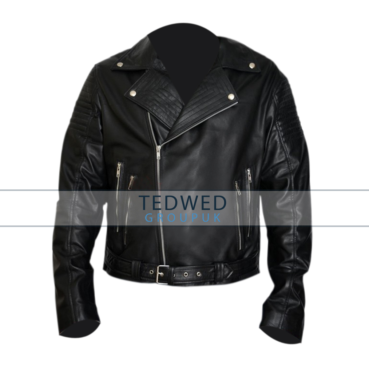 Fast And Furious 7 Premiere Tyrese Gibson Leather Jacket