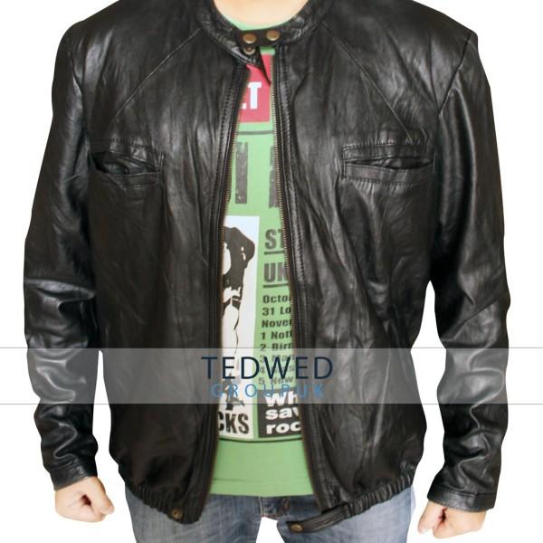 Zac efron leather jacket 17 again