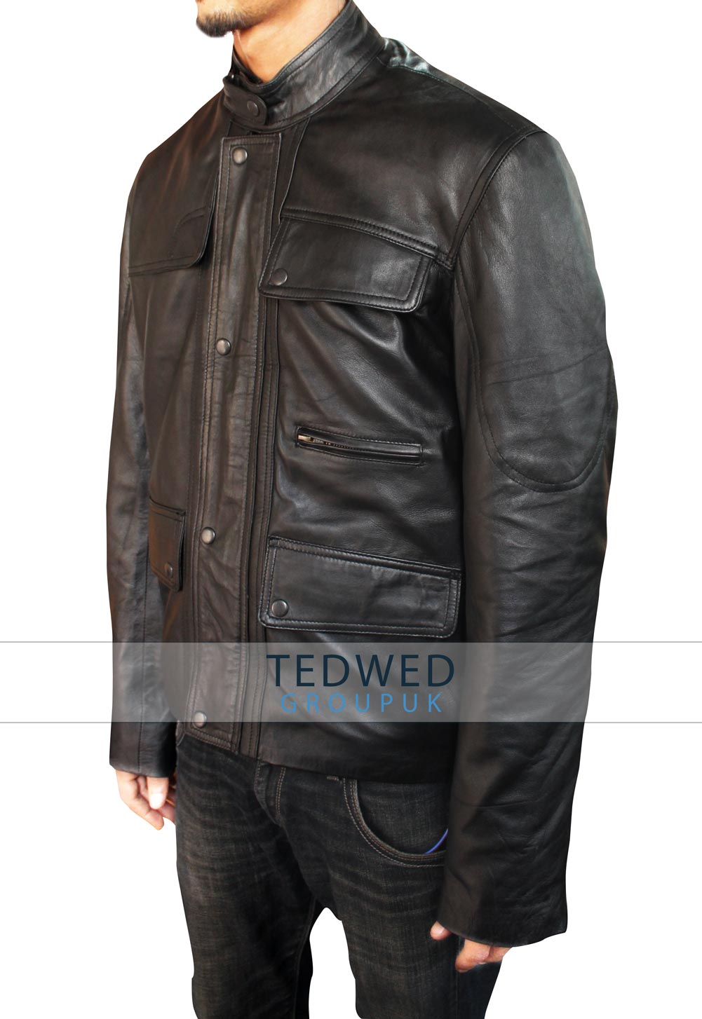 T800 Terminator Genisys_Arnold Schwarzenegger Jacket