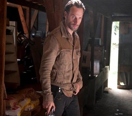 Walking Dead Season 3 Jacket