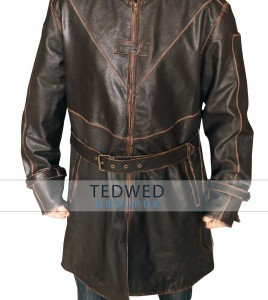 Watch Dogs Aiden Pearce Gamers Coat Jacket