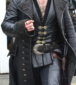 once upon a time jacket captain hook jacket
