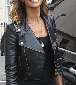 Alesha Dixon leather Jacket