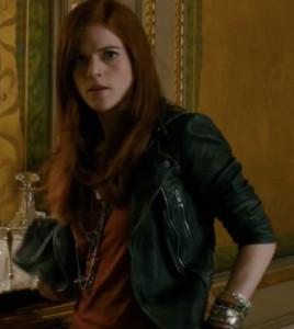 Chloe Rose Leslie Last Witch Hunter Jacket