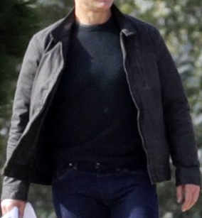 Tom Cruise Jack Reacher 2 Leather Jacket