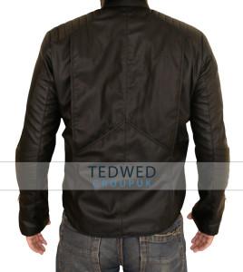Batman Vs Superman Dawn_Justice Black Leather Jacket