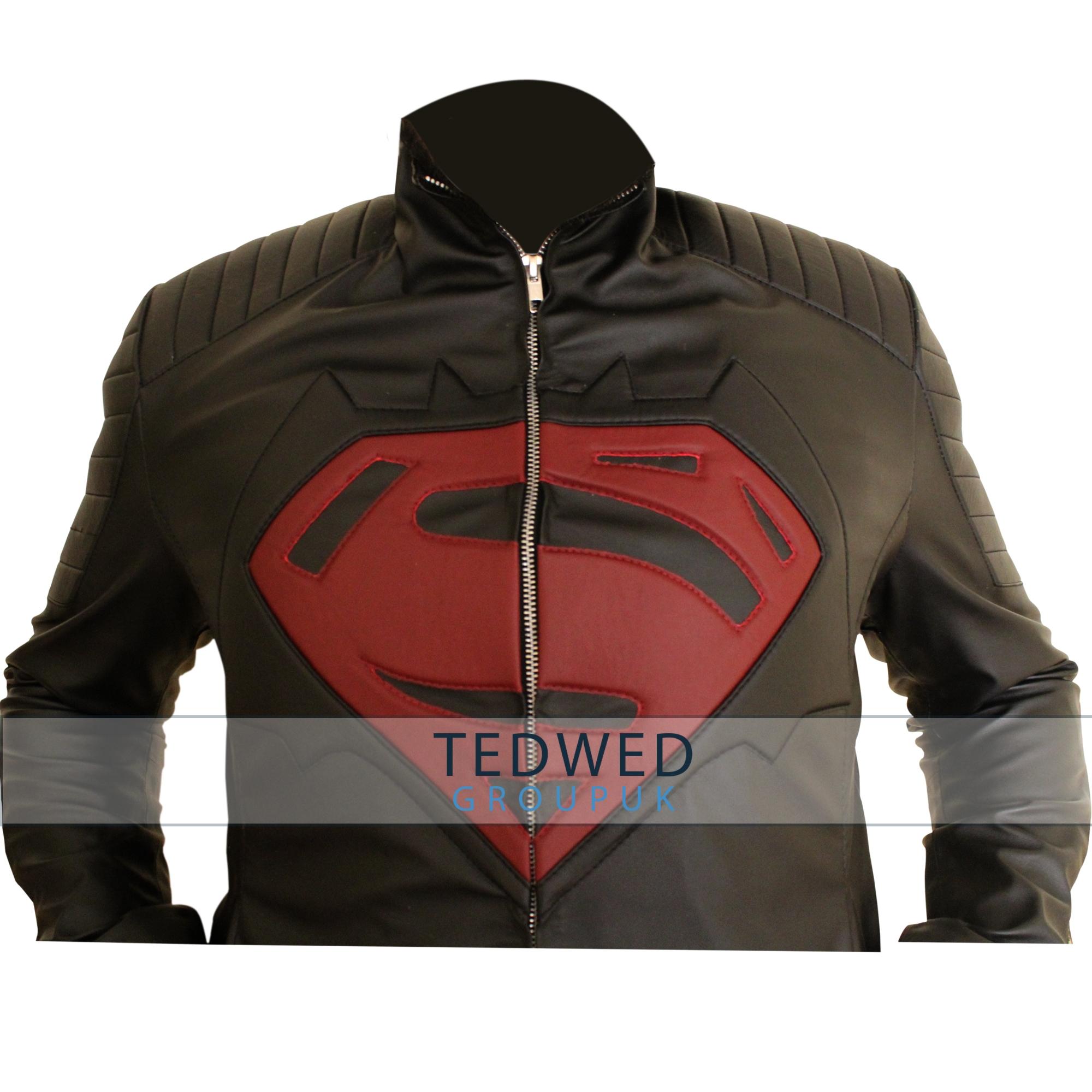 Batman Vs Superman Jacket Tedwed