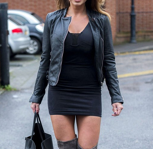 Lauren Goodger Jacket