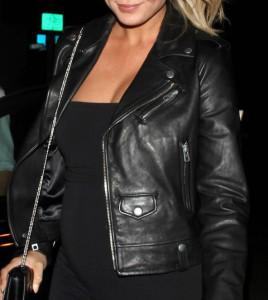 Chrissy Teigen Jacket