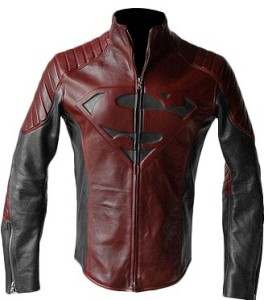 Smallville Maroon Jacket
