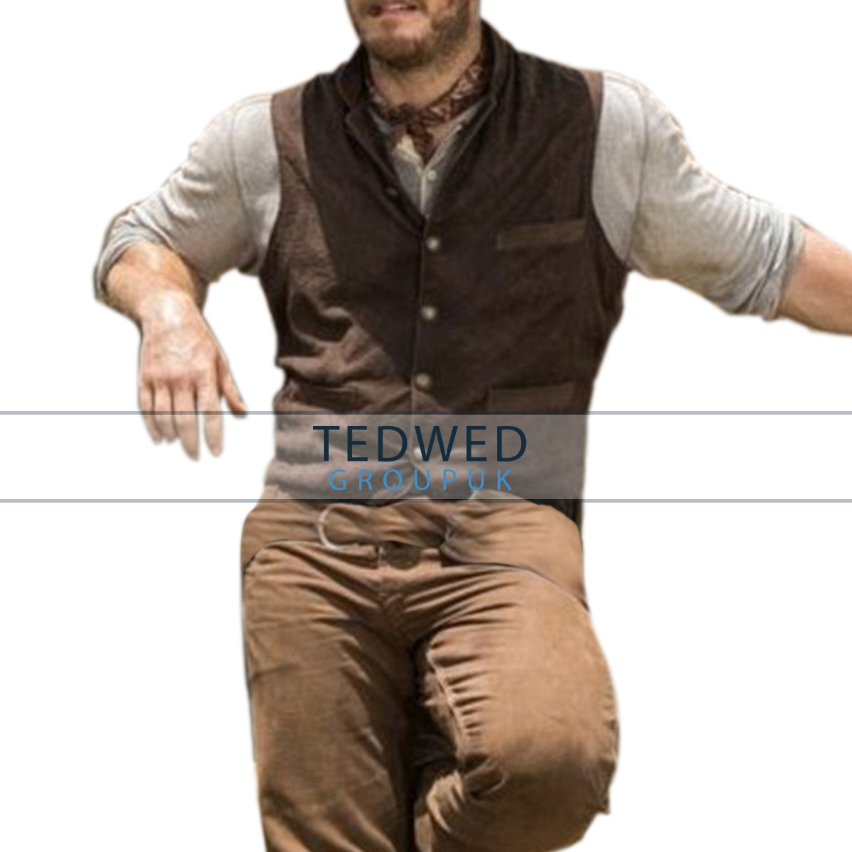 Chris Pratt The Magnificent Seven Jacket