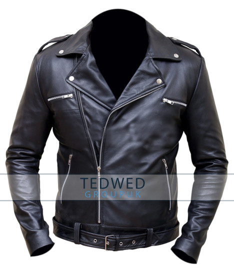 The Walking Dead Jeffrey Dean Morgan Negan Jacket Tedwed
