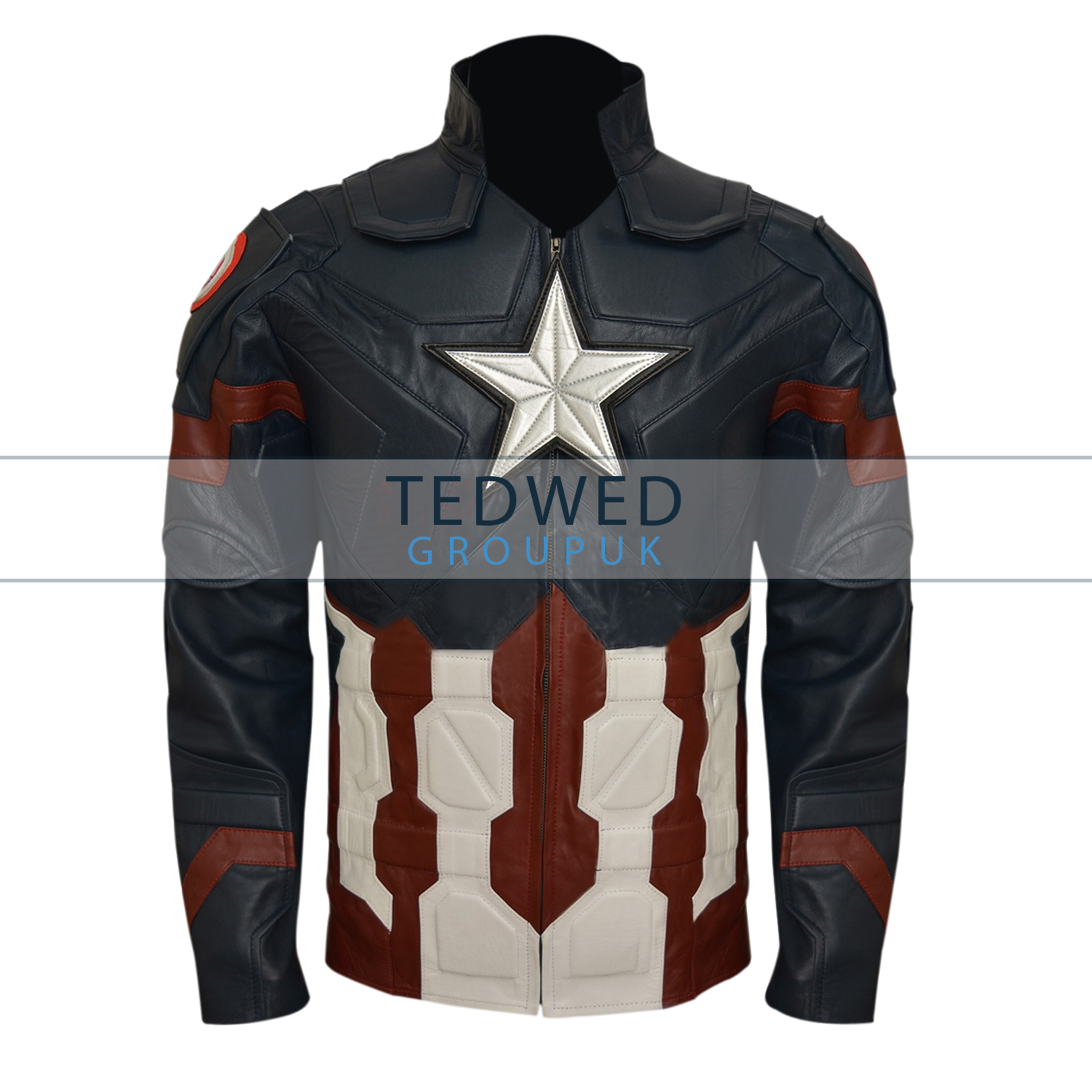 Chris Evans Captain America Civil War Jacket 2016