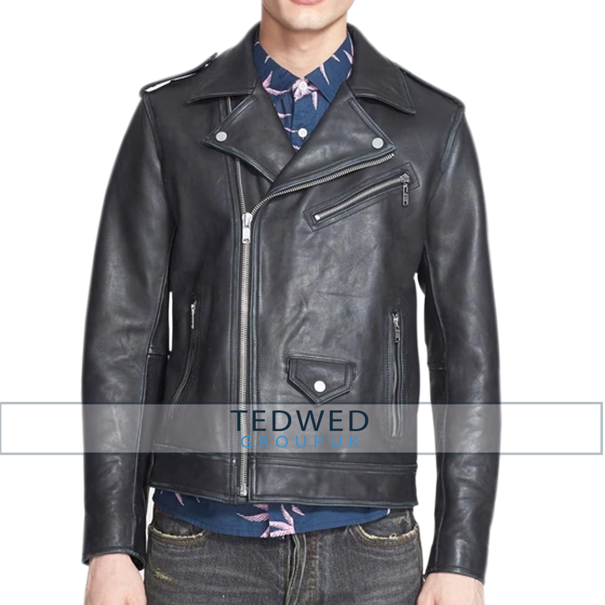 Kevin Hart What Now Leather Jacket