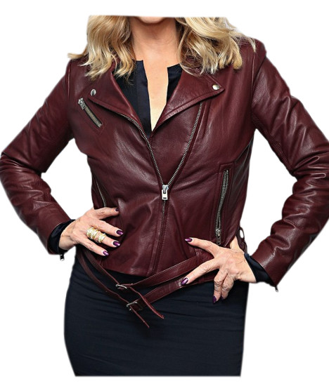 Kirstie Alley jacket