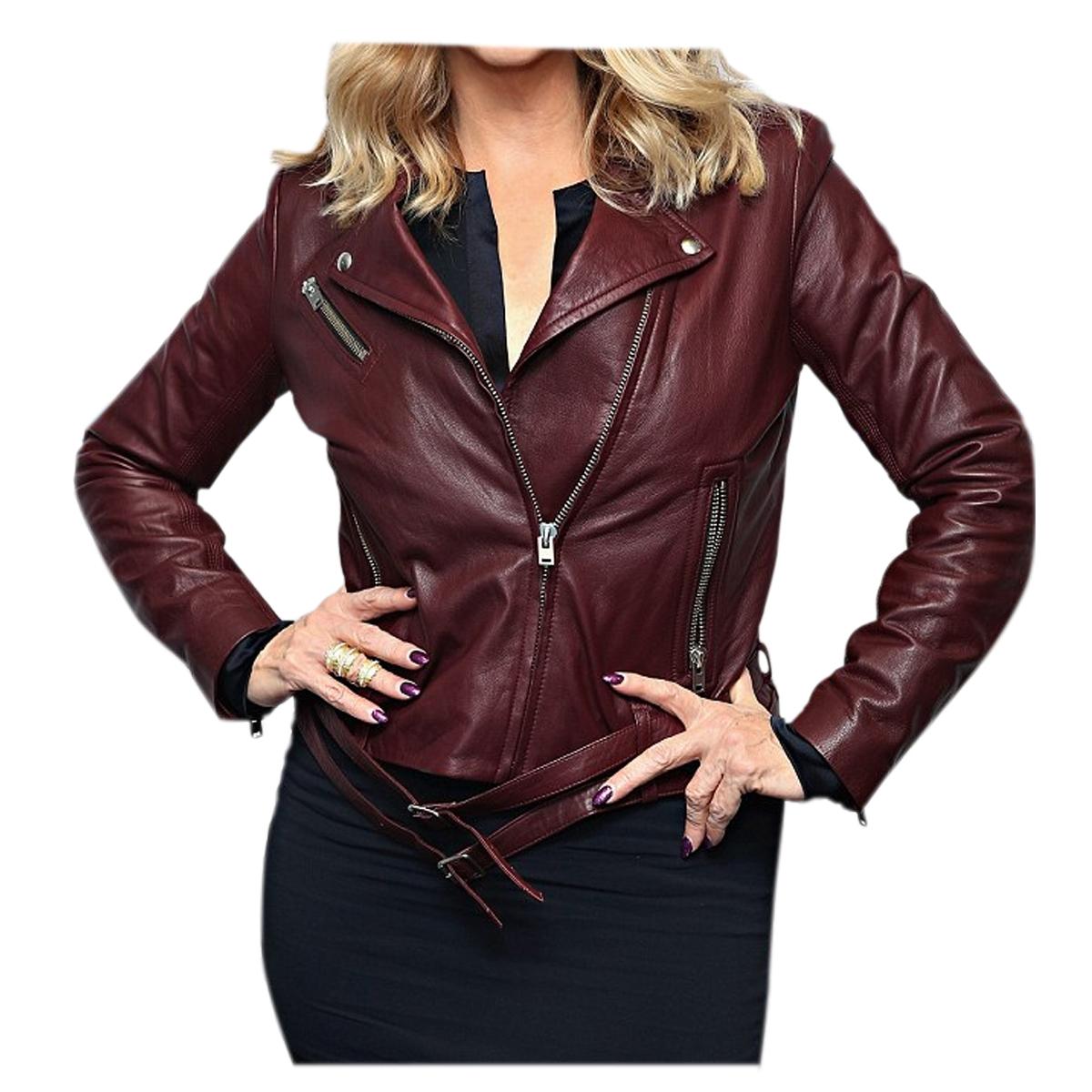 Kirstie Alley jacket