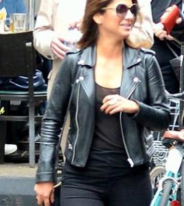 Poldark Aidan Turner Mysterious Leather Jacket