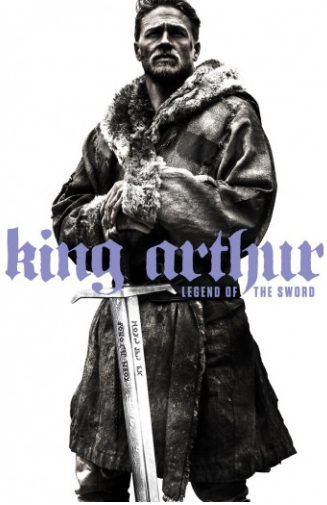 Legend of The Sword King Arthur Coat