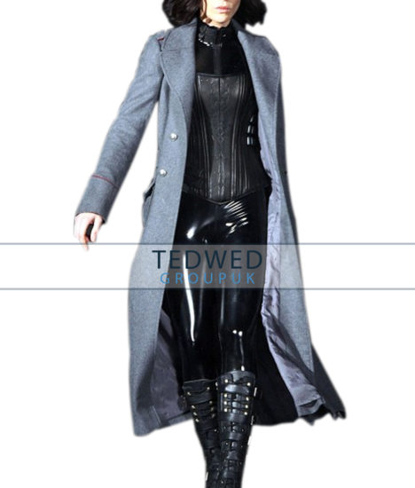 Kate Beckinsale Underworld Blood Wars Coat