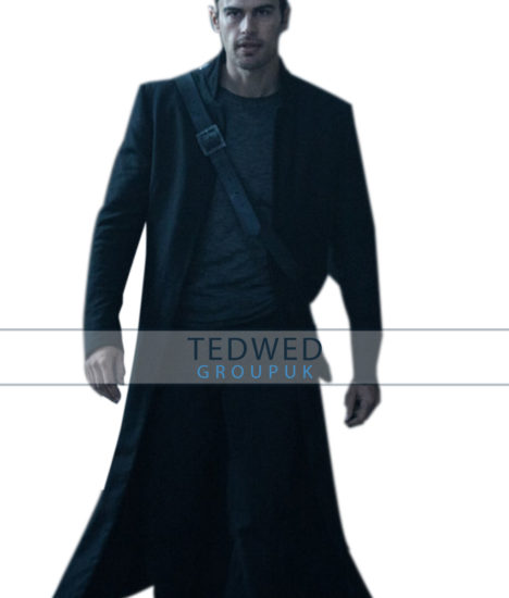 Theo James Underworld Blood Wars Coat