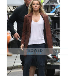 The Mmummys Annabelle Wallis Coat