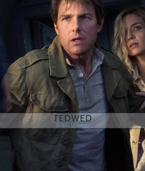 Tom Cruise The Mummy Jacket