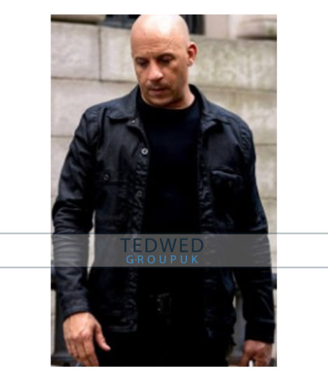 Vin Diesel Fast and Furious 8 Jacket