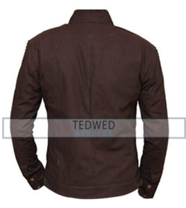 rogue one cassian andor cotton jacket
