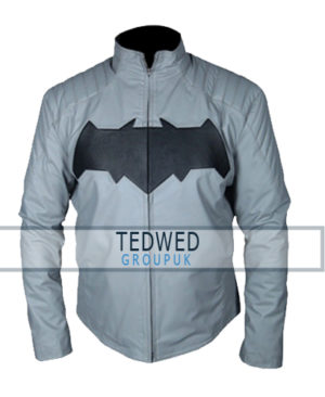 Dawn Of Justice Grey Batman Jacket