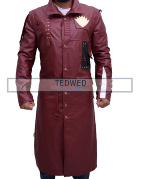 Guardians of the Galaxy Michael Rooker Yondu Udonta Coat