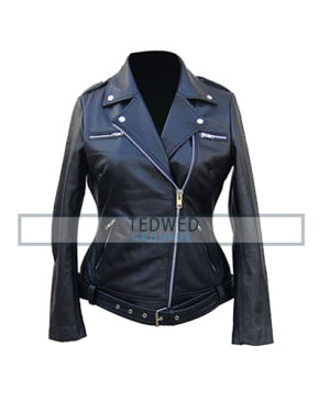 The Walking Dead Negan Jacket for Women